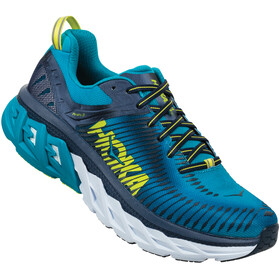 Hoka One One Arahi 2 Running Shoes Men caribbean sea/dress blue